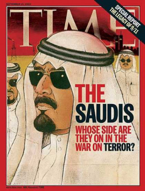 Time - The Saudis - Sep. 15, 2003 - Saudi Arabia - Middle East ...