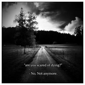 love death Black and White depressed depression suicide pain alone ...