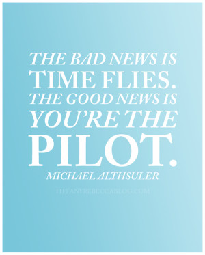 Quotes About Time Flying