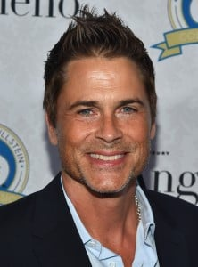 Rob Lowe Thinks Ariana Grande is Full of It