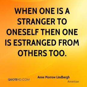 Stranger Quotes