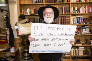 Sir Terry Pratchett's most memorable quotes