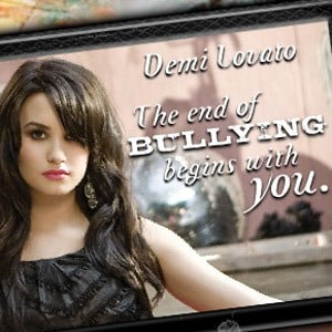 Demi Lovato's already in this campaign against it!