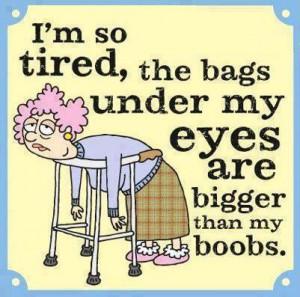 Im so tired