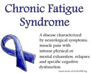 Chronic Fatigue Syndrome - A silent war
