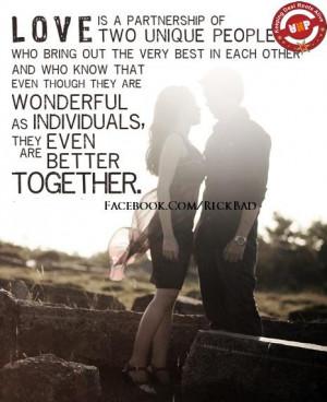 Love Quote ♥