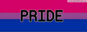 Bi Pride Profile Facebook Covers