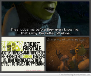 Shrek Quotes 2