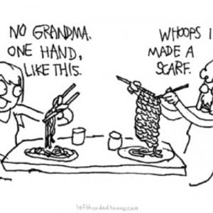 little knitting humor