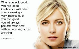 Maria Sharapova Quotes Maria sharapova quotes