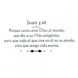 Bible Quote Spanish Quoteko
