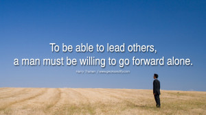 Inspirational and Motivational Quotes on Management Leadership style ...