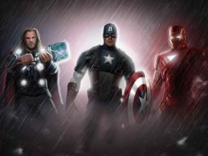 Wallpaper of The Avengers wallpaper