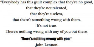 An Amazing John Lennon Quote by Shadow-Byte