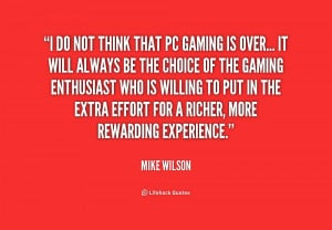 Gaming Quotes