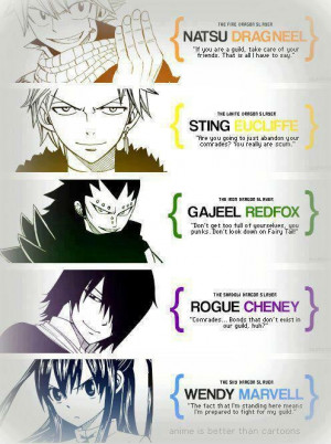 ... Quotes, Fairies Tail Quotes, Fairies Tail Dragons Slayer, Fairy Tail