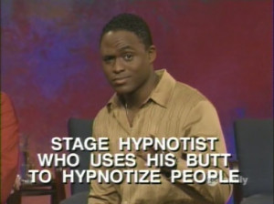 tv show Wayne Brady Whose Line Is It Anyway
