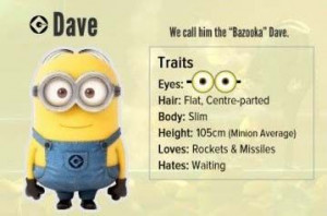 Dave the Minion