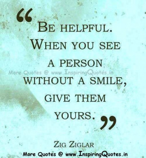 Hilary Hinton Zig Ziglar Quotes, Famous Zig Ziglar Thoughts, Best ...