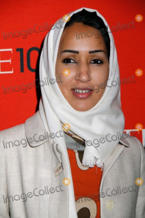 Photo Manal Al sharif Arrives For the Time 100 Gala at Frederick P