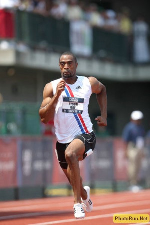 usain s got a rival tyson gay 19 58 post race quotes from event ...