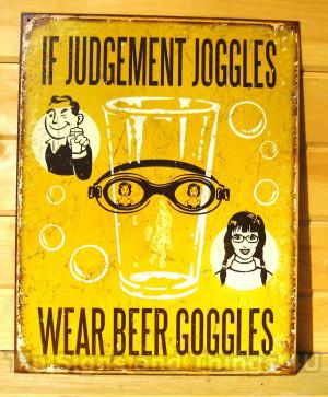 ... funny tin beer signs metal tin sign vintage tin sign funny tin beer