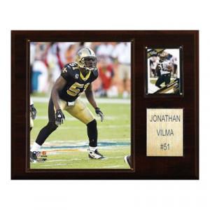 Collectables 1215VILMA Jonathan Vilma New Orleans Saints NFL ...