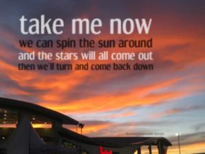 foo fighters quotes lyrics