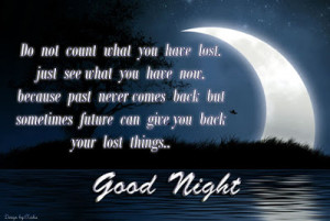 ... Good night wallpaper ! Heart touching good night quotes ! Heart