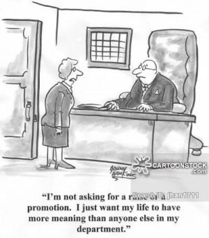 Job Promotion cartoons, Job Promotion cartoon, funny, Job Promotion ...