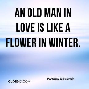 Old Man Winter Quotes
