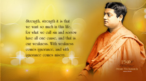 Swami Vivekananda Quotes Wallpapers