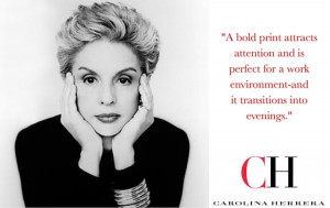 quotes by Carolina Herrera. You can to use those 8 images of quotes ...