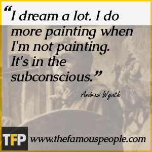 Andrew Wyeth Biography