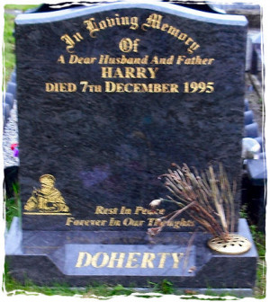 Memorial Headstones Inscriptions...