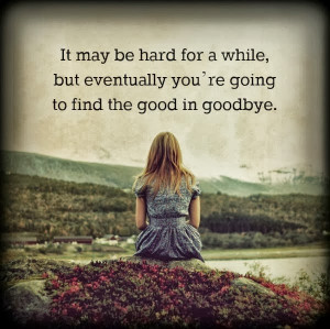 Sad Goodbye Quotes For Family Good bye quotes