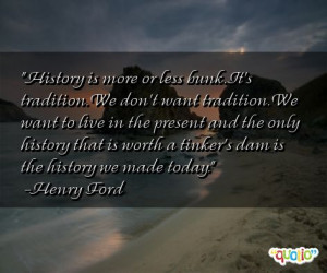 Tradition Quotes
