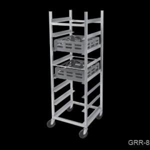 Sheet Glass Storage Racks