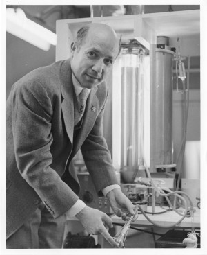 melvin calvin Melvin carl calvin (april 8, 1911 – january 8, 1997) was an american chemist he discovered the calvin cycle (with andrew benson and james bassham) he was awarded the 1961 nobel prize in chemistry for this work calvin spent most of his five-decade career at the university of california, berkeley.