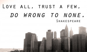 Shakespeare Quotes HD Wallpaper 11