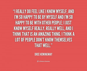 dree hemingway quotes i m the least sexy person in real life dree ...
