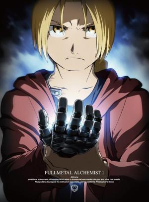 Edward Elric: Fullmetal Alchemist Brotherhood
