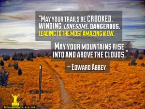 edward abbey quote