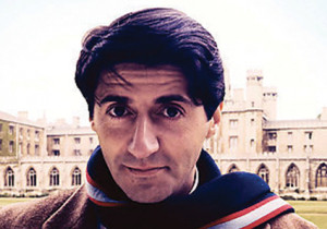 Tom Conti, Italian father, Scottish mother