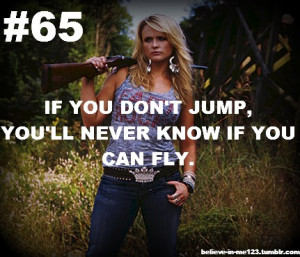 Tagged: Miranda Lambert quotes
