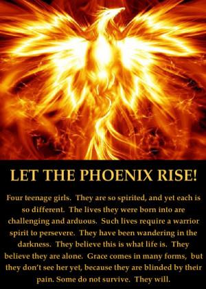 host sistah tribe the phoenix project message let the phoenix rise ...