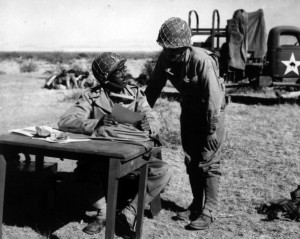 African American Soldiers during World War 2