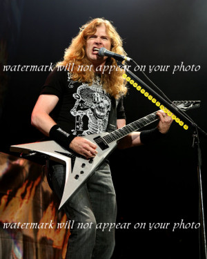Dave Mustaine's Quotes