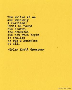Honeybee poem