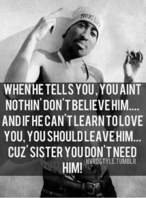 Tupac shakur love quotes